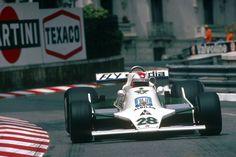 1979 GP Monaco (Clay Regazzoni) Williams FW07 - Ford
