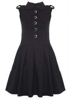 Luna Gothic Dress