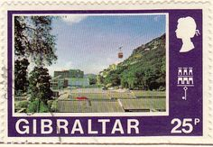 Gibraltar 1971 First Decimals SG 282 Fine Used SG 282 Scott 268 Other British Commonwealth Empire and Colonial stamps Here