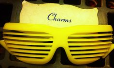 80s shutter shades.