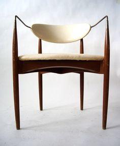 Ib Kofod-Larsen Selig Chair :: modernlove20.com