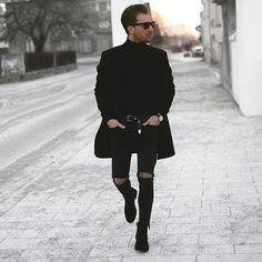 Get this look: http://lb.nu/look/8554023 More looks by Mali Karakurt: http://lb.nu/malikarakurt Items in this look: Ray Ban Sunglasses, New Look Coat, Zara Belt, Zara Jeans, Shoe The Bear Boots, Daniel Wellington Watch #minimal #street
