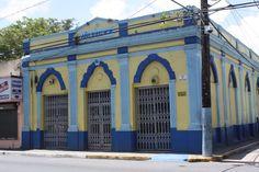 """Estructura Colonial de 1889-Vega Baja by Ricardo David Jusino. Vega Baja, Puerto Rico was founded on October 3, 1776 by Antonio Viera, with the name of """"Vega-baxa del Naranjal de Nuestra Señora del Rosario."""