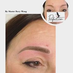 This lady is working right next to my studio, and she wants to get her eyebrows done long time ago. Finally she got her appointment. Love the new look. For appointment please call or text www. Permanent Makeup Eyebrows, Eyebrow Makeup, Hair Makeup, Microblading Aftercare, Microblading Eyebrows, Perfect Eyebrow Shape, Phi Brows, Make Me Up, Long Time Ago