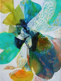 Liz Barber Leventhal Spring Light 30x40
