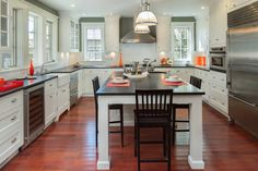 Kitchen remodel ideas from small kitchens on a budget to luxury custom kitchens…
