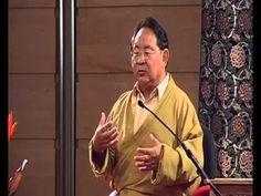 Sogyal Rinpoche ~ The Benefits of Meditation