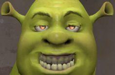 Smooth Shrek.