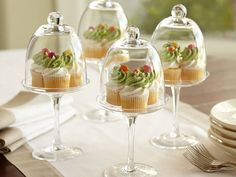 Glass Pedestal Stand & Dome from Pottery Barn. Saved to Things I want as gifts. Shop more products from Pottery Barn on Wanelo. Cake Pedestal, Pedestal Stand, Cake Dome, Cake Plate With Dome, The Bell Jar, Bell Jars, Drink Dispenser, Cake Plates, Glass Domes