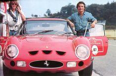 Ferrari Day 1983 - René Arnoux et une 250 GTO - Automobiles Classiques Printemps 1984