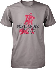 """Portlander """"In Town"""" Motel. It was at its heyday in the 60s and 70s, when you could expect to find a Don Draper type in the lounge with a cold martini, chain smoking unfiltered cigarettes."""
