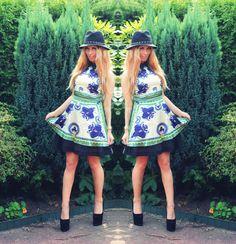 www.yuliekendra.com     #romwe #fashionblogger #dress #yuliekendra