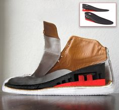 Shoe inserts have come a long way, thanks to the technology of LiftKits. These are shoe lifts that add up to two inches of height. Gag Gifts For Men, Fathers Day Gifts, High Top Sneakers, Shoes Sneakers, Green Gifts, Fashion Pictures, Sustainable Fashion, Chelsea Boots, Pumps