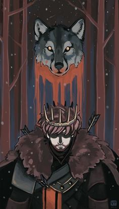 Robb Stark ~ Game of Thrones Fan Art. So sad. Arte Game Of Thrones, Game Of Thrones Fans, Valar Dohaeris, Valar Morghulis, Jon Snow, The North Remembers, King In The North, Estilo Anime, My Sun And Stars