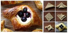 Homemade Pastries, Homemade Pancakes, Brunch Recipes, Pancake Recipes, Donut Shape, Pastry Art, Traditional Cakes, Instant Yeast, Dough Recipe