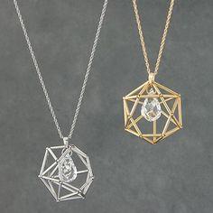 レシピNo.1357 直パイプのダイヤカットモチーフネックレス Diy Jewelry Necklace, Bead Earrings, Cute Jewelry, Jewelry Crafts, Beaded Jewelry, Jewelery, Jewelry Accessories, Handmade Jewelry, Jewelry Design