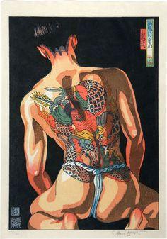 Dragon and Demon - Paul Binnie prints https://www.printed-editions.com/art-print/paul-binnie-dragon-and-demon-71370