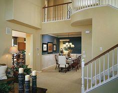 Model Homes Interior Paint Colors