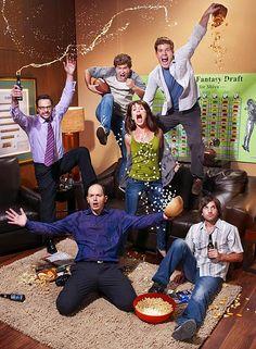 The League: tv show