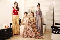 Ultimate Rage Collection@Aida Couture Indian House that Designs Haute Couture - Aida Couture