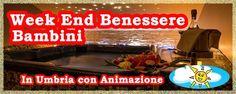 1 ora di benessere per mamma & papà 1 ora di animazione per bambini 1 Cena Gourmet tipica umbra Pernottamento al Grato Village Foligno 4 stelle e golosa colazione Visita in una bottega artigiana a Deruta, la città della Ceramica PREZZO A PERSONA (ADULTI): 116 €  PREZZO A PERSONA (BAMBINI 4/12 anni): 58 €  Bambini 0/3 anni: Gratis Bambini 13 anni: 10% di sconto http://www.italiaincampagna.com/week-end/offerte-week-end-famiglia-umbria.aspx