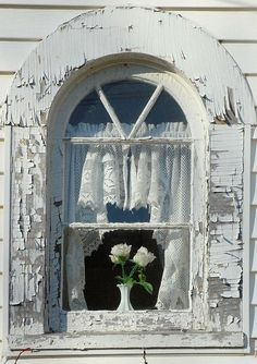 white on white <3  love arched doors or windows