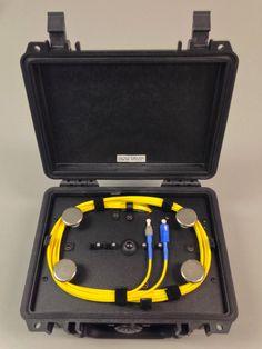 OTDR TEST FIBER LAUNCH BOX SM 1000 METERS 1KM | eBay