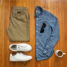 Simple #Sunday grid ✌️️☕️ Follow for more: @votrends Outfit by: @dapperdonats