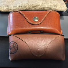 """First thing you notice after taking it out of the burlap bag it is packaged in is now fragrant the leather smells. The buttery soft texture and semi-stiff feel affirms the quality of the material. The quality extends to the superb stitching and internal build quality. It really does feel sturdier than the stock RB case....."""