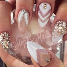 Think I'll do these after my dreamcatcher nails!!