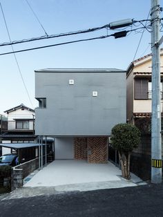 Gallery - Twin House / y+M design office - 1