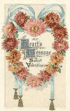 My Heart's Message Valentine