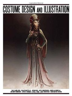 Costume Design & Illustration: for Film, Video Games and Animation by Carlo Arellano http://www.amazon.com/dp/1933492589/ref=cm_sw_r_pi_dp_mooYub0DF7VEB