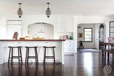 Spanish Revival Style Kitchen
