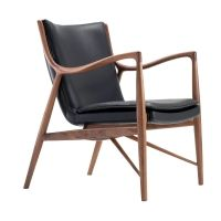 Model 45 armchair from House of Finn Juhl - if only this were in my price range!