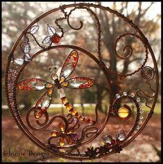 ... Suncatcher with Mixed Metals | Intrinsic Designs | madeit.com.au