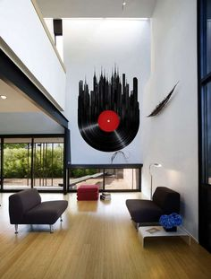 Musically Inspired Wall Decals : Music Inspired Wall Decals and Murals