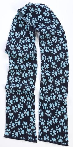 Paw Print Scarf  SALE!!! 50% Off Last One