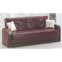 Empire Furniture USA Manhattan Convertible Sofa - SB-MANHATTAN