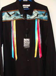 Image result for mens native ribbon shirts