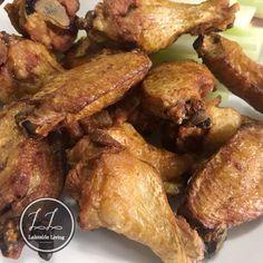 Recipe Deep Fried Chicken Wings