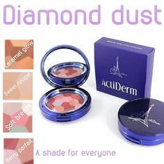 Amazing product with REAL diamond dust in it. All shades suitable for all skin types Eyebrows, Wraps, House Of Beauty, Lab Diamonds, Mosaic Patterns, Skin Makeup, Contouring Makeup, Makeup Cosmetics