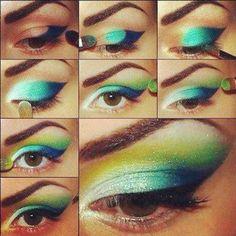 20 ombré makeup tutorial