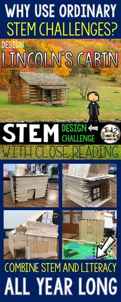 STEM challenge activ