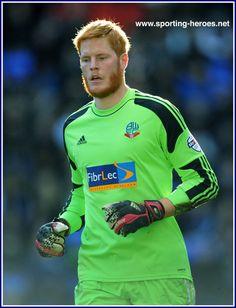 Adam Bogdan - Bolton Wanderers FC - League Appearances
