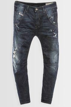Diesel #jeans: FAYZA 0821T #DNA #Indigo