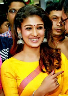 Beautiful Nayanthara HD Photos in Saree Indian Dresses, Indian Outfits, Nayanthara Hairstyle, Nayantara Hot, South Indian Actress, Indian Designer Wear, Cotton Saree, Silk Sarees, Saree Blouse Designs