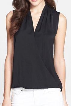 pretty sleeveless blouse http://rstyle.me/n/jgi4hpdpe