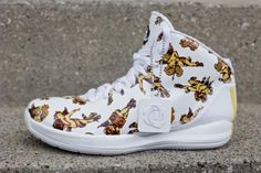 ADIDAS ORIGINALS BY JEREMY SCOTT ROSE 3.5 #sneaker