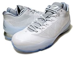 huge discount da476 46192 Nike Air Jordan 8 CP3. VIII All Star White Retro Platinum 715852-